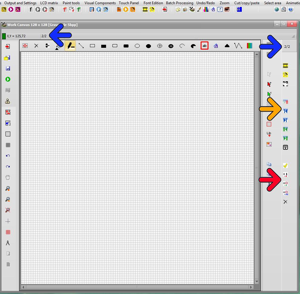 Bitmap2lcd Animation_3