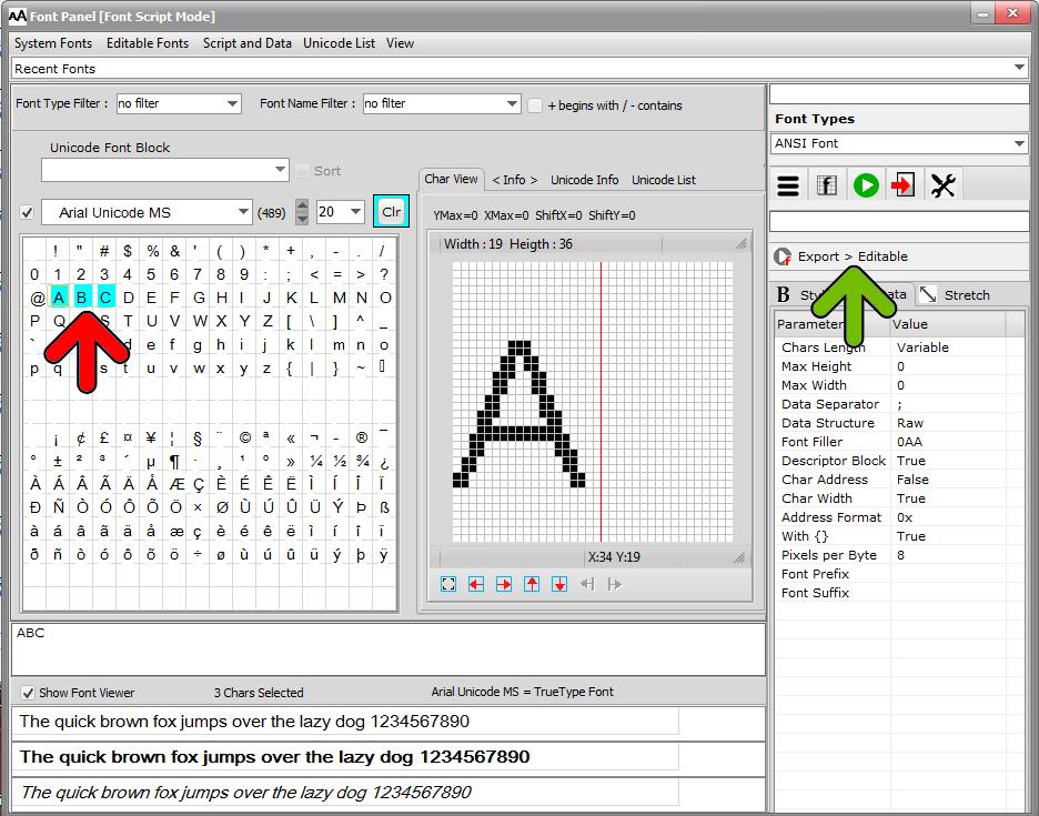 bitmap2lcd-editable-font_2
