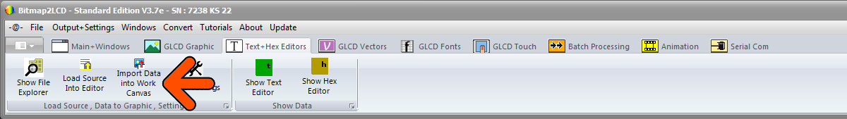 bitmap2lcd-import-data-to-graphic