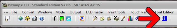 Bitmap2lcd Show Hide Desktop Icons